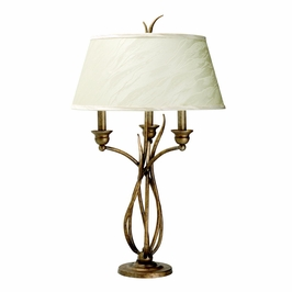 70637 Kichler Westwood Table Lamp 3 Light Candelabra (DISCONTINUED ITEM!)