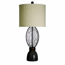 70639 Kichler Lighting Table Lamp in a Antique Bronze Finish (DISCONTINUED ITEM!)