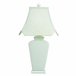 70648 Kichler Lighting Table Lamp in a Ivory Ceramic Finish (DISCONTINUED ITEM!)