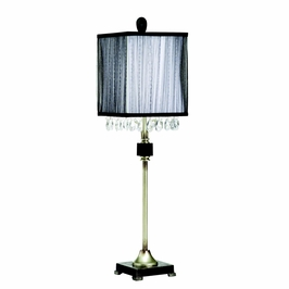 70650 Kichler Westwood Table Lamp 1 Light Portable (DISCONTINUED ITEM!)