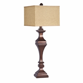 70656 Kichler Westwood Console Lamp 1 Light Portable (DISCONTINUED ITEM!)