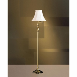 7381S Kichler Westwood Swing Arm Floor Lamp (DISCONTINUED ITEM!)