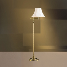 7384-981 Kichler Lighting One Light Portable Floor Lamp (DISCONTINUED ITEM!)