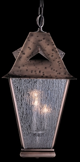 1693 Framburg Lighting Chevalier Hanging Lantern