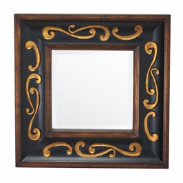 78159 Kichler Westwood Traditional Scroll Beveled Mirror (DISCONTINUED ITEM!)