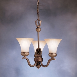 1805olz Kichler Lighting Humboldt Chandelier In Oiled Bronze