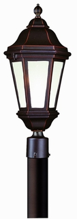 PCD6832 Troy Lighting Verona Two-Light Outdoor Post Light