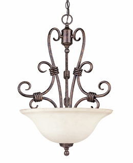 GZ-7-2889-3-56 Savoy House Lighting Brandywine Kitchen Pendant Light PD Display Light