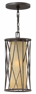 1152RB Hinkley Elm Regency Bronze 120v 1 Light Hanging Outdoor Fixture