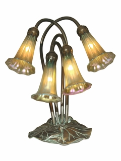 1704 269 Dale Tiffany Lighting Lily Table Lamp