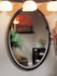 71-0004 Hubbardton Forge Lighting Oval Mirror