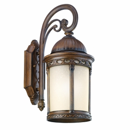 49018BST Kichler Classic (Formal Traditional) Corunna 1 Light Outdoor Wall Sconce (DISCONTINUED ITEM!)