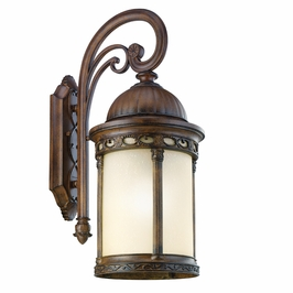49019BST Kichler Classic (Formal Traditional) Corunna 1 Light Outdoor Wall Mount (DISCONTINUED ITEM!)