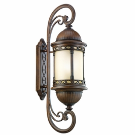49020BST Kichler Classic (Formal Traditional) Corunna 1 Light Outdoor Wall Mount (DISCONTINUED ITEM!)