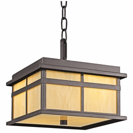 49050AZ Kichler Lodge-Country-Rustic-Garden Booth Bay 2 Light Outdoor Flush Mount (DISCONTINUED ITEM!)