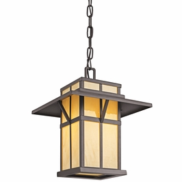 49051AZ Kichler Architectural Bronze Outdoor Pendant 1Lt Booth Bay Outdoor (DISCONTINUED ITEM!)