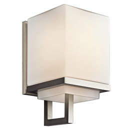 49084NI Kichler Outdoor Wall 1 Light Incandescent (DISCONTINUED ITEM!)