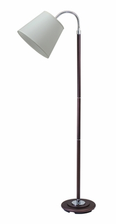 FLX100-CHB House of Troy Flex Collection Floor Lamp Chestnut Bronze (DISCONTINUED ITEM!)