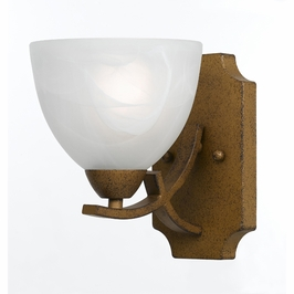 33280/1-Ag Triarch International 1 Light Value Series Sconce