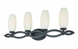 B1824FI Troy Lighting Trio Interior 4light Bath