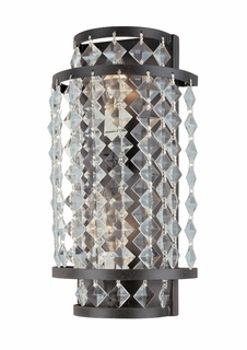 B1832FI Troy Lighting Lafayette Interior 2light Wall Sconce