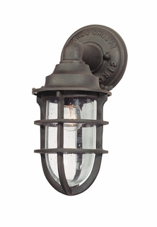 B1865 Troy Lighting Wilmington One Light Wall Sconce