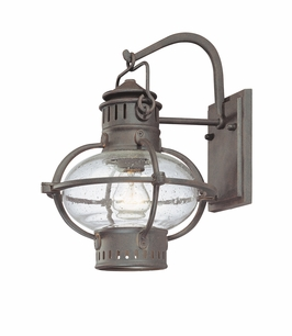 B1872 Troy Lighting Portsmouth One Light Sconce