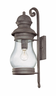 B1883 Troy Lighting Hyannis Port Environmental Series Wall Lantern