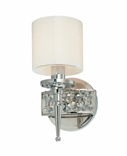 B1921 Troy Lighting Collins One Light Bath Light