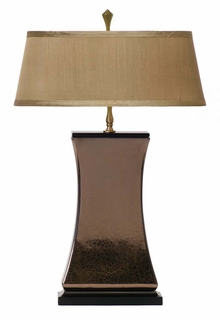 1054-ASL-2019 Thumprints Contempo Table Lamp