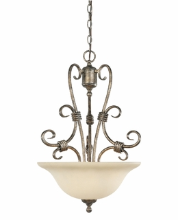 GZ-7-2889-3-61 Savoy House Lighting Brandywine Kitchen Pendant Light PD