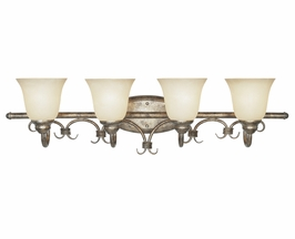 GZ-8-2894-4-61 Savoy House Lighting Brandywine Vanity Light PD