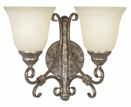 GZ-9-2893-2-61 Savoy House Lighting Brandywine Wall Sconce Light PD