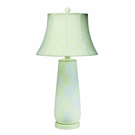 70645 Kichler Lighting Table Lamp in a White Ceramic Finish (DISCONTINUED ITEM!)