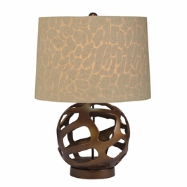 70871 Kichler Westwood Baringo Accent Table Lamp 1Lt