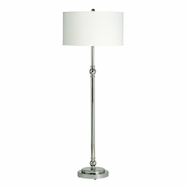 74245 Kichler Polished Nickel Floor Lamp 1Lt Andre Table Lamp (DISCONTINUED ITEM!)