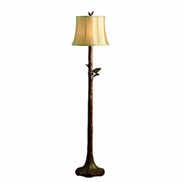 74138 Kichler Westwood The Woodlands 1Lt Floor Lamp