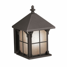 10968OZ Kichler Olde Bronze Outdoor Wall 1Lt Fluorescent Astoria Outdoor (DISCONTINUED ITEM!)