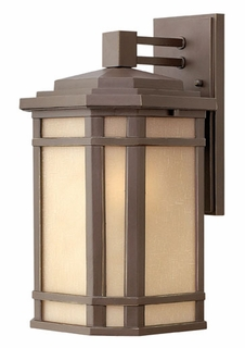 1274OZ-ES Hinkley Outdoor Cherry Creek 1 Light Medium Wall
