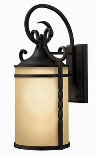 1145OL-DS Hinkley Outdoor Casa 1 Light Large Wall