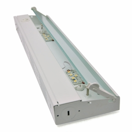 LD017RSF Alico ZeeLED LED 120V 2 light, 17 1 and 2 inches White finish