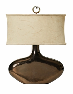 1056-ASL-2022 Thumprints Coco Table Lamp