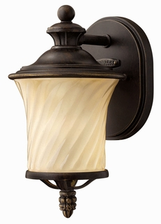 1256RB Hinkley Outdoor San Mateo 1 Light Mini Wall