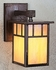 HB-4LW Arroyo Craftsman Four-inch Huntington Wall Sconce