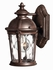 1896RK Hinkley Outdoor Windsor 1 Light Mini Wall