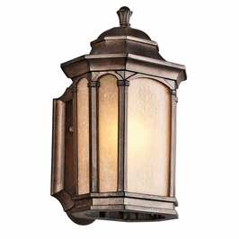 49030BST Kichler Duquesne Outdoor Wall 1Lt Medium (DISCONTINUED ITEM!)
