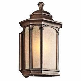 49032BST Kichler Duquesne Outdoor Wall 1Lt XLarge (DISCONTINUED ITEM!)