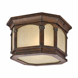 49035BST Kichler Duquesne 2Lt Outdoor Flush and Semi Flush Mount (DISCONTINUED ITEM!)