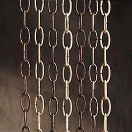 4909BRL Kichler Brulee Accessory Chain Accessory Lighting Accessory (DISCONTINUED ITEM!)