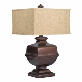 70657 Kichler Westwood Table Lamp 1 Light Portable (DISCONTINUED ITEM!)